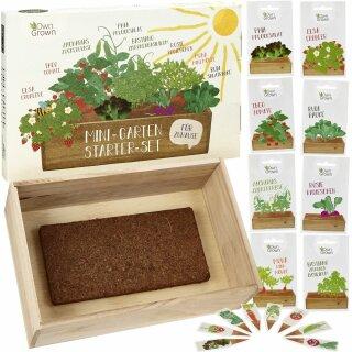 Mini-Garten Starter-Set für Familien