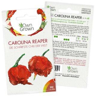 Carolina Reaper Chili