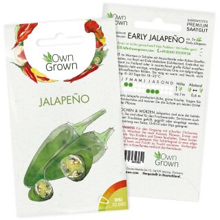Early Jalapeno