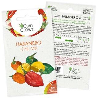 Habanero Mix