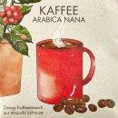 Zwerg-Kaffeestrauch